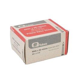 Q-Tubes | Presta Tube: 650B+ x 35-43mm, 584mm ETRTO, 32mm valve