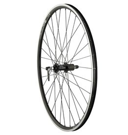Quality Wheels | Road Rear Wheel Rim Brake 700c 32h Shimano 105 5800 11s / DT R460 / DT Champion All Black