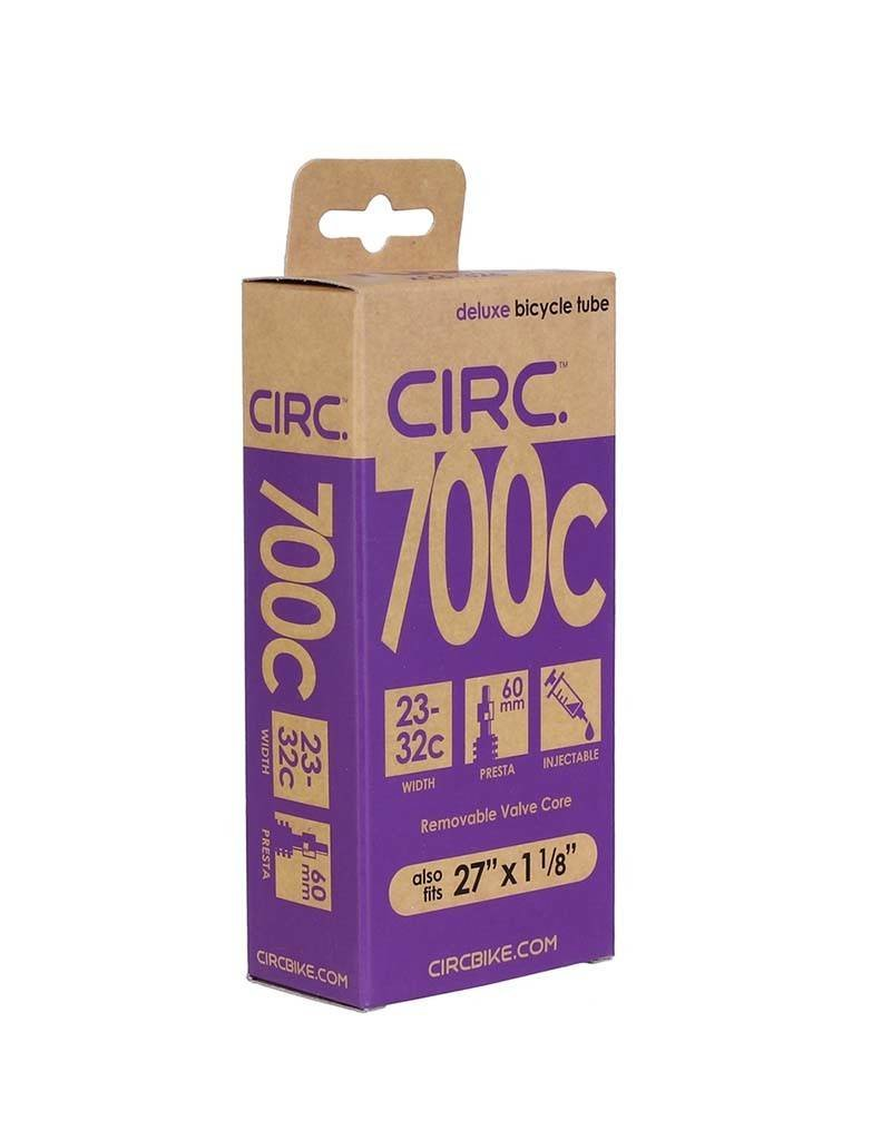 Circ | Deluxe 700x19-23+27x1 PV 60mm