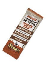 Honey Stinger | Cracker N' Nut Butter Snack Bar