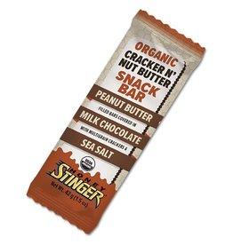 Honey Stinger   Cracker N' Nut Butter Snack Bar
