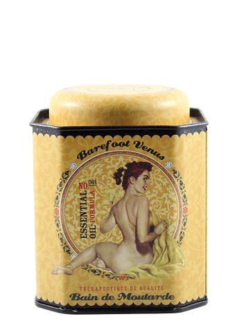Barefoot Venus Mustard Bath
