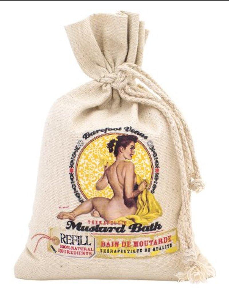 Barefoot Venus Mustard Bath Refill