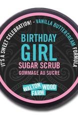 Walton Wood Farm Birthday Girl Sugar Scrub