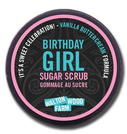 Walton Wood Farm Birthday Girl Sugar Scrub