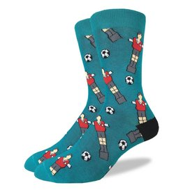 Good Luck Sock Foosball Crew Sock