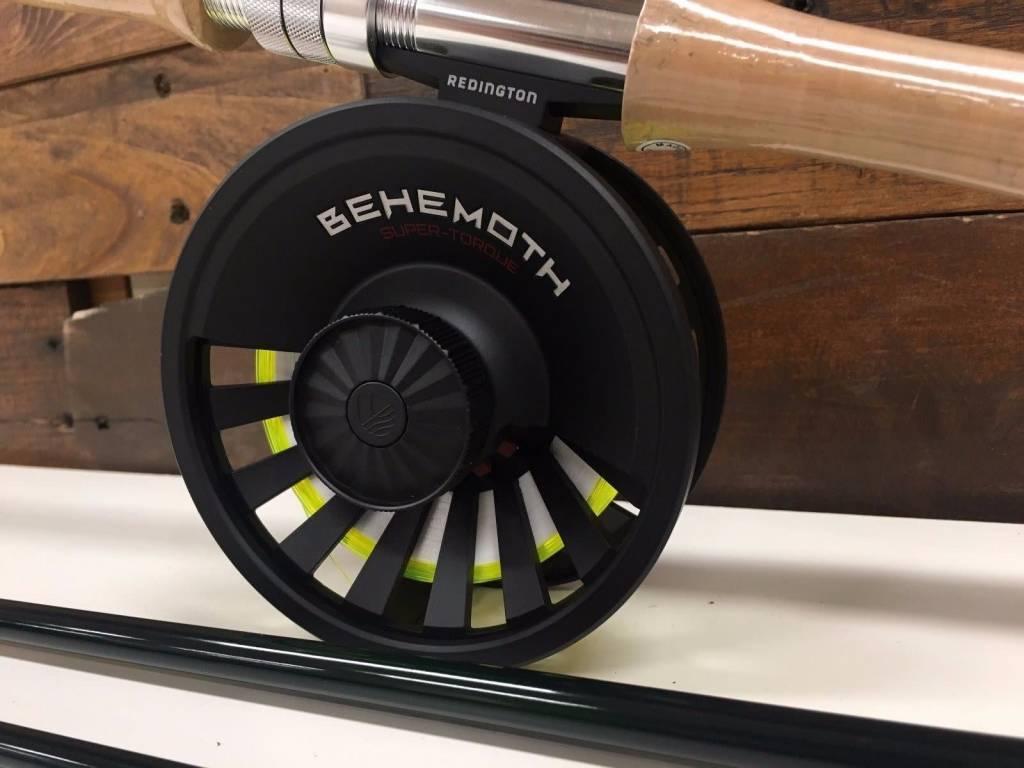 Rajeff Sports Echo Classic Switch Combo w/Redington Behemoth Reel,