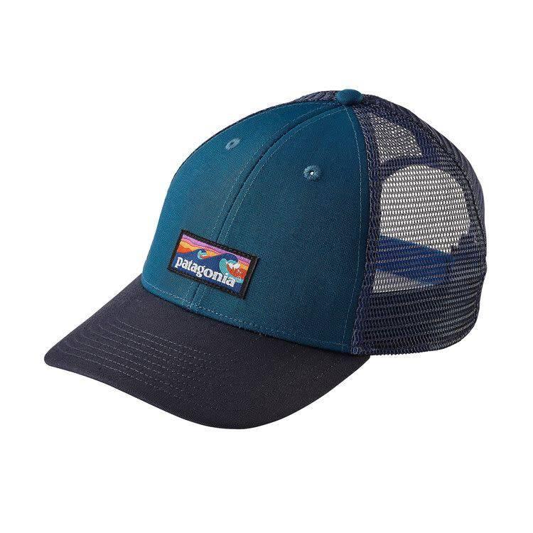 Patagonia Patagonia Board Short Label LoPro Trucker Hat,