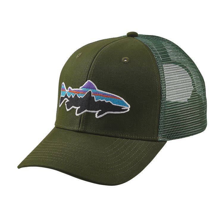 Patagonia Patagonia Fitz Roy Trout Trucker Hat,