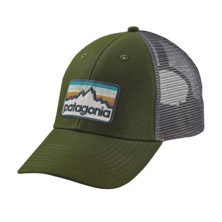 Patagonia Patagonia Line Logo Badge LoPro Trucker Hat,