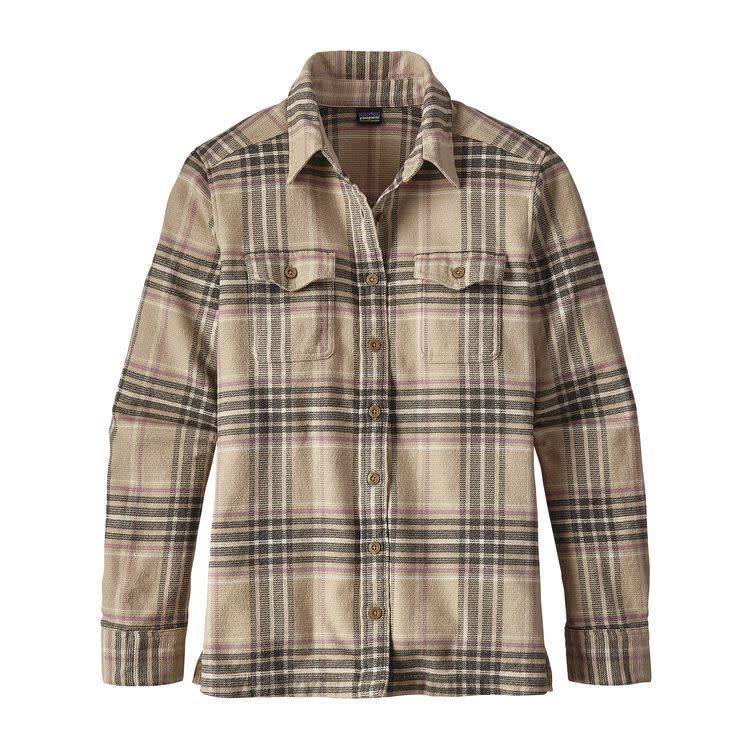 Patagonia Patagonia W's L/S Fjord Flannel Shirt,