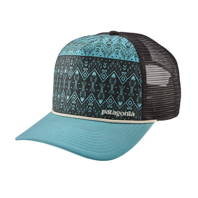 Patagonia Patagonia Wave Worn Interstate Hat,