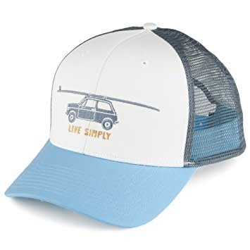 Patagonia Patagonia Live Simply Glider Trucker Hat,
