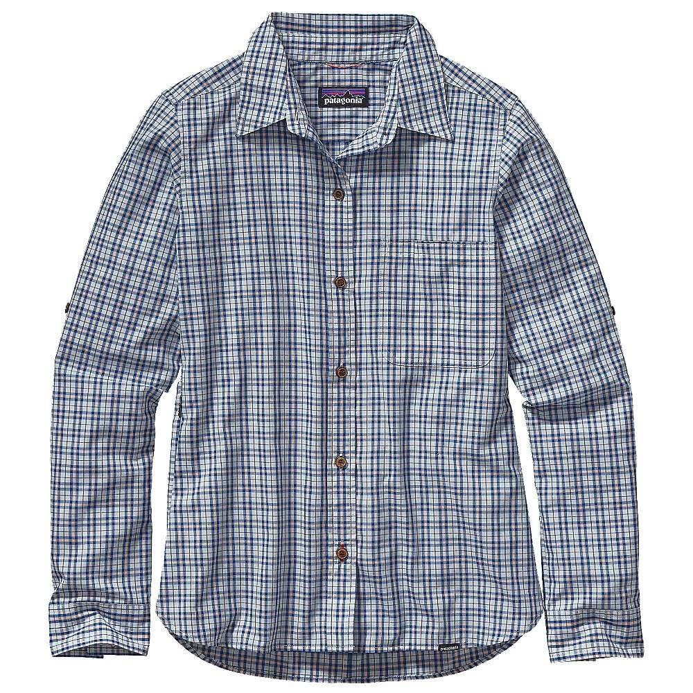 Patagonia Patagonia W's L/S Island Hopper II Shirt,