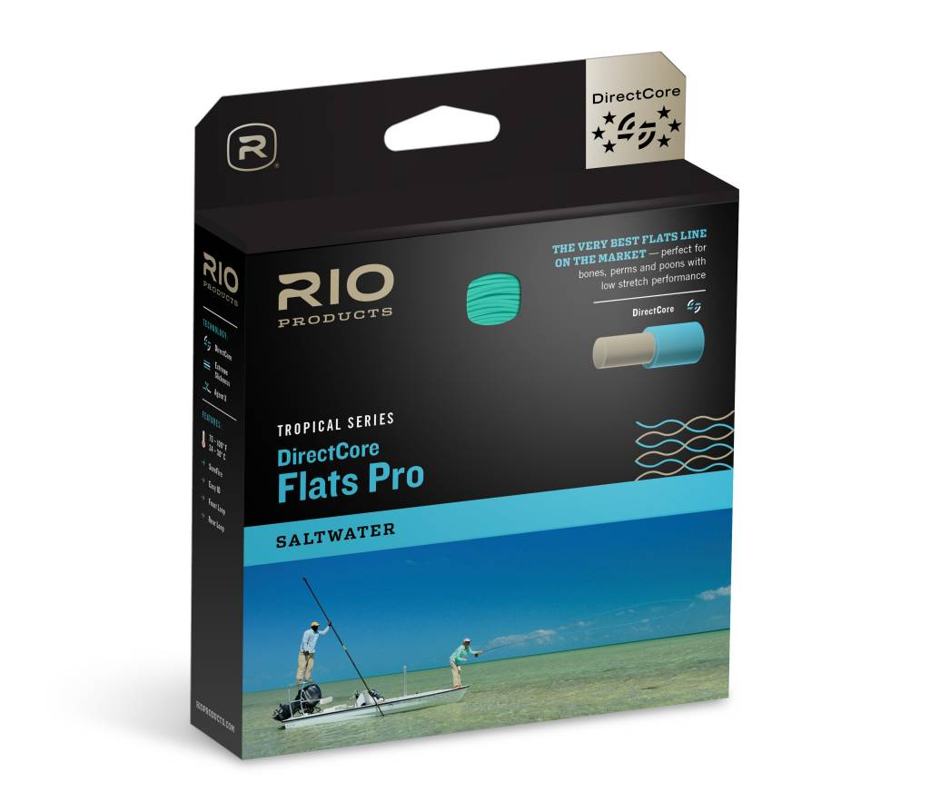 Rio Rio Directcore Flats Pro Saltwater Fly Line