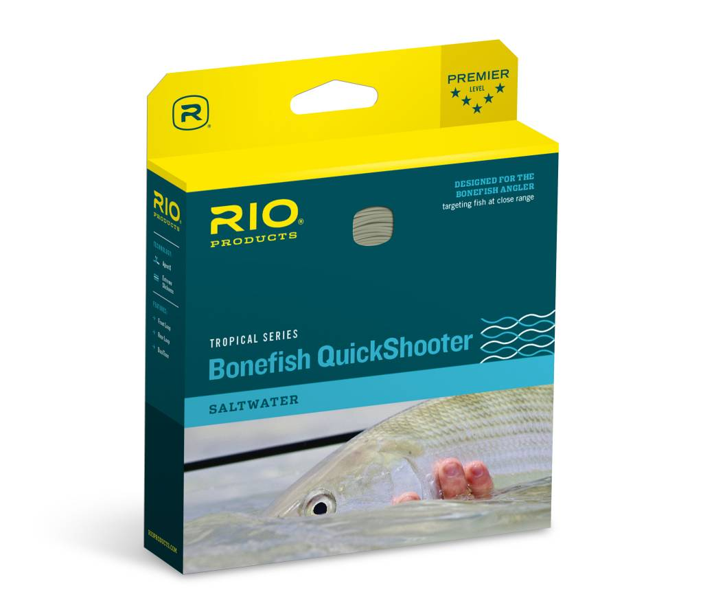 Rio Products Rio Bonefish Quickshooter Fly Line,