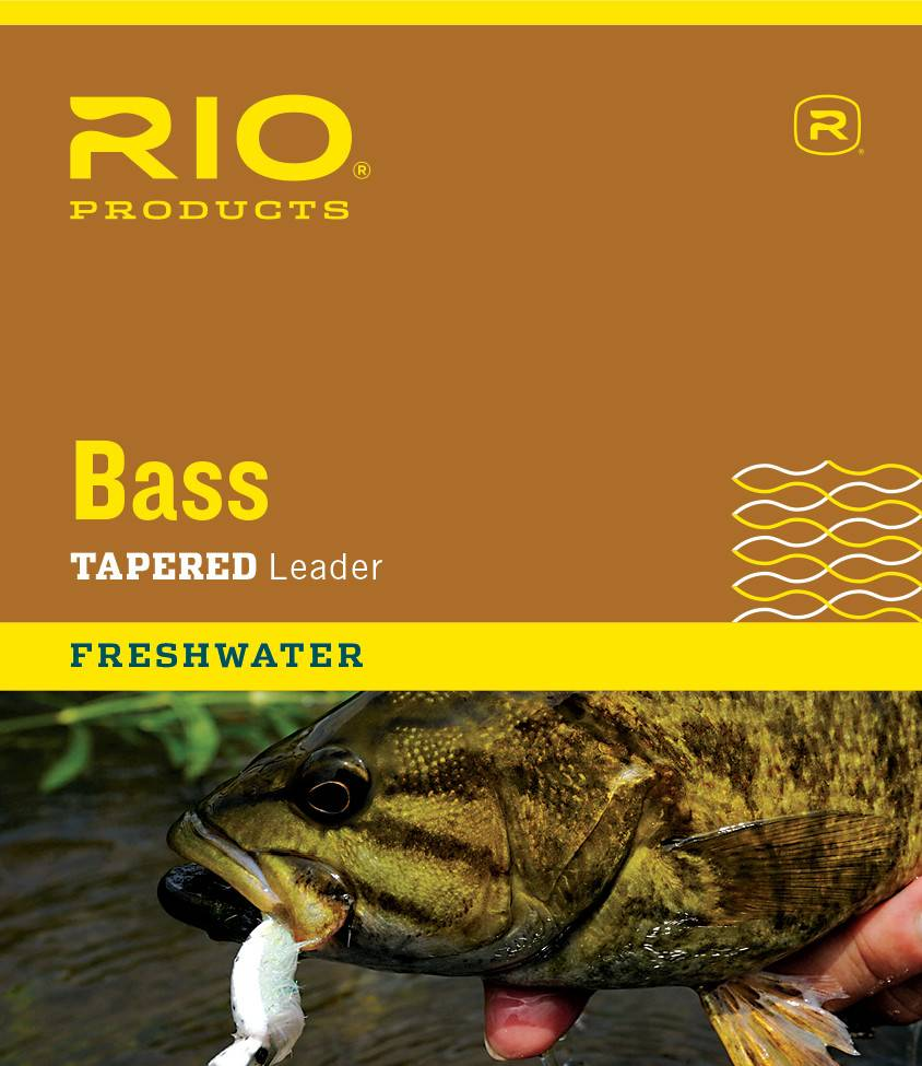 Rio Products Rio Bass Leaders,