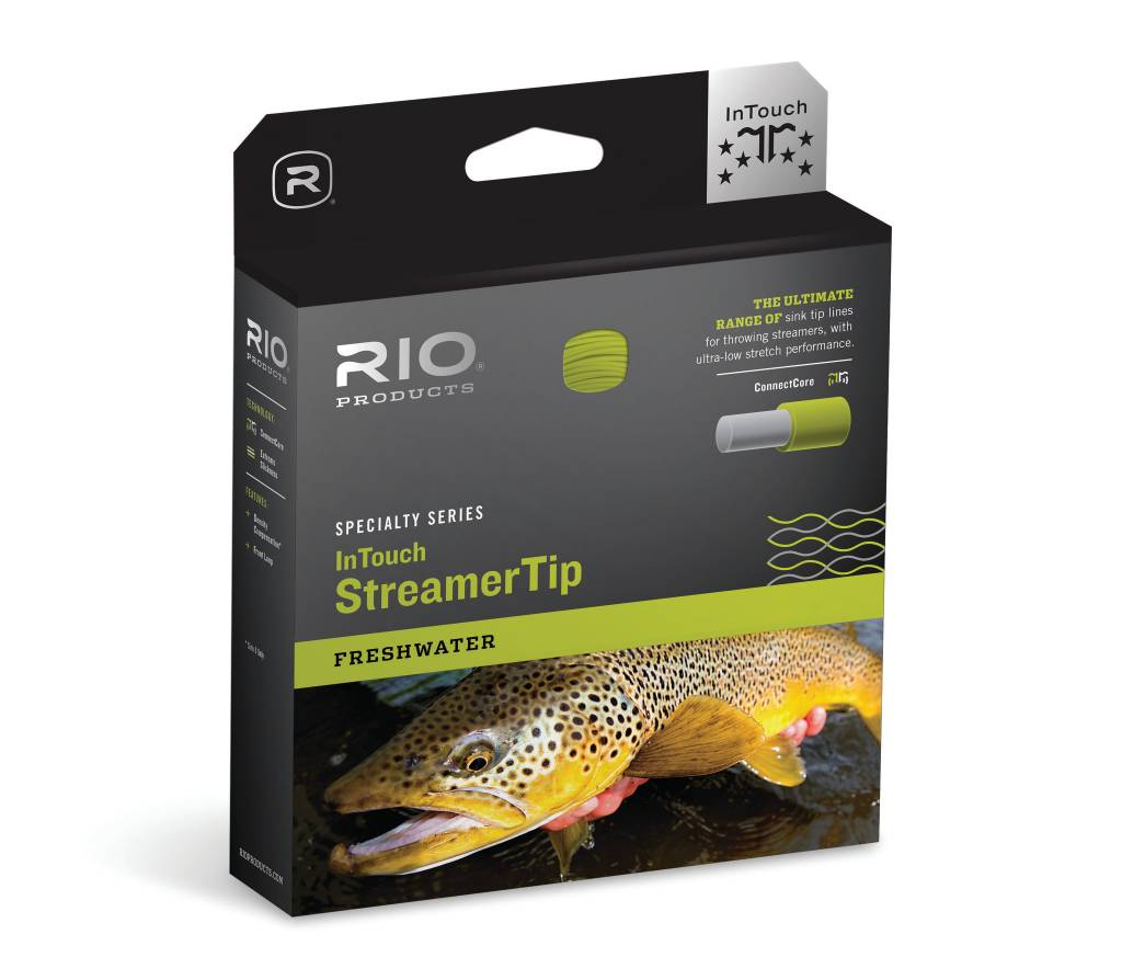 Rio Products Rio InTouch Streamertip 10' ,