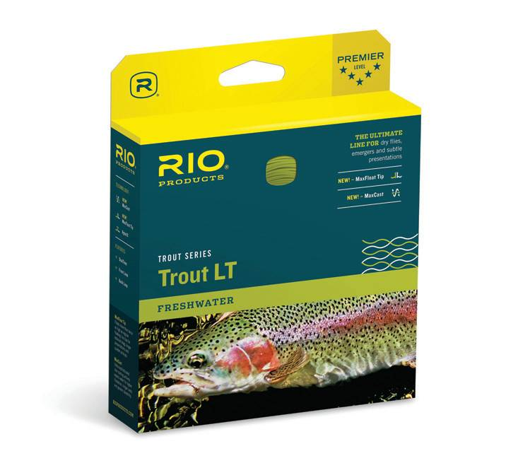 Rio Rio Trout LT Fly Line,