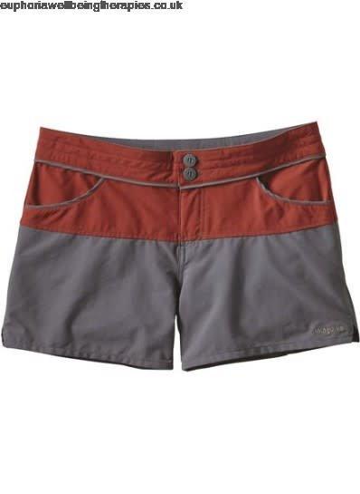 Patagonia Patagonia Women's Colorblock Stretch Wavefarer Shorts,