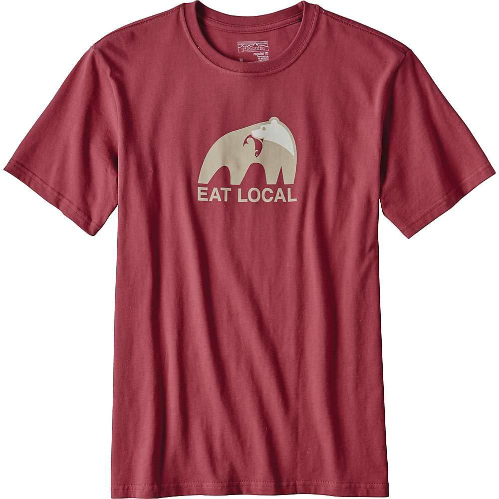 Patagonia Patagonia M's Eat Local Upstream Cotton T-shirt,