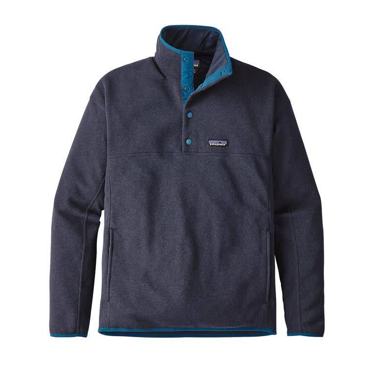 Patagonia M's LW Better Sweater Marsupial P/O Navy Blue L