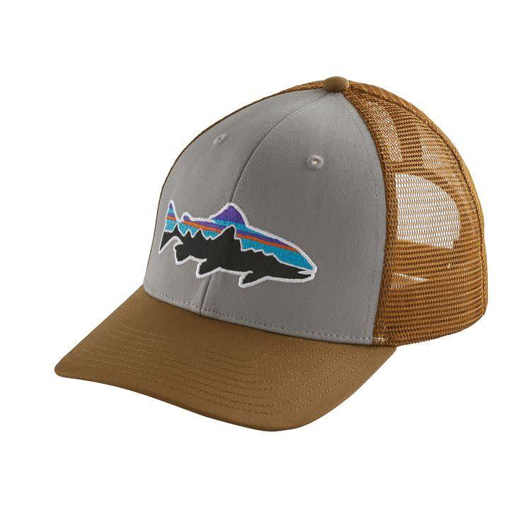 Fitz Roy Trout Trucker Hat Drifter Grey w/Coriander ALL