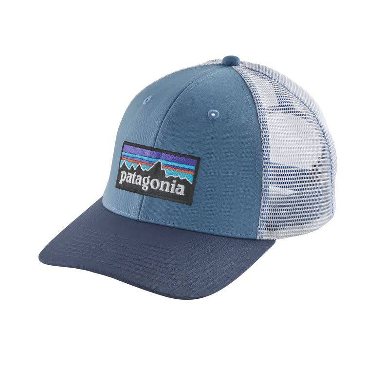 P-6 Logo Trucker Hat Railroad Blue ALL