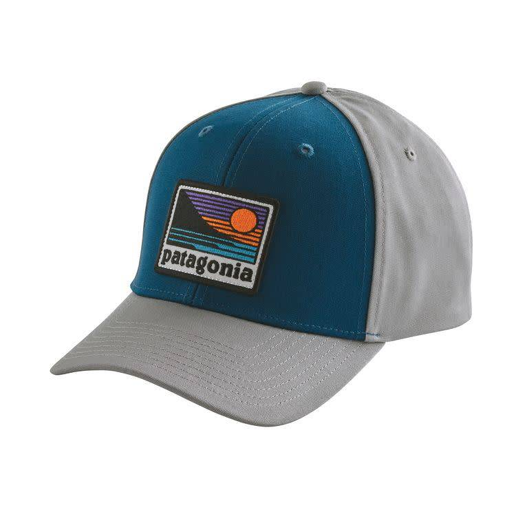Patagonia Up & Out Roger That HatBig Sur Blue ALL