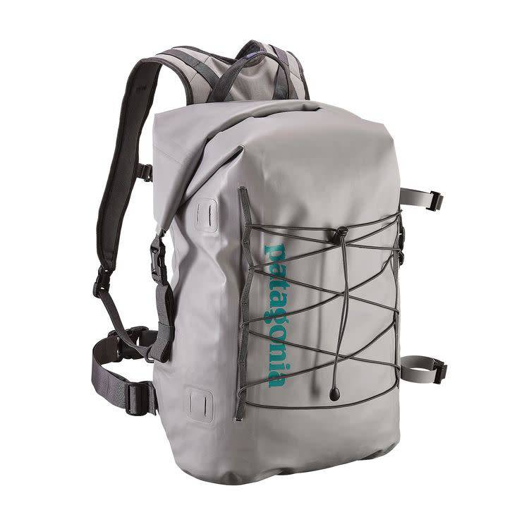 Patagonia Stormfront Roll Top Pack Drifter Grey ALL