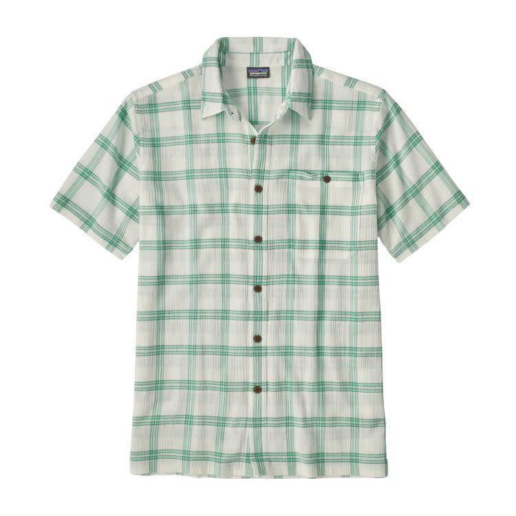 M's A/C Shirt Maker Small: Beryl Green M