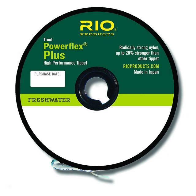 Rio Rio Powerflex Plus Tippet Spool,