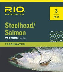 Rio Products Rio Tapered Steelhead Leader,