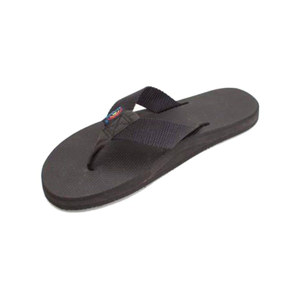 Rainbow Sandals Rainbow Sandals The Classics - Single Layer Classic Rubber with a Nylon Strap,