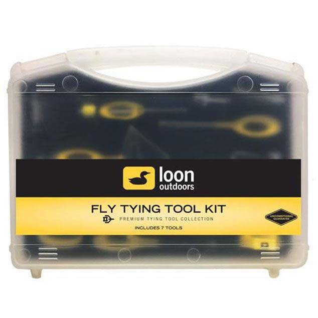 Loon Outdoors Loon Fly Tying Tool Kit
