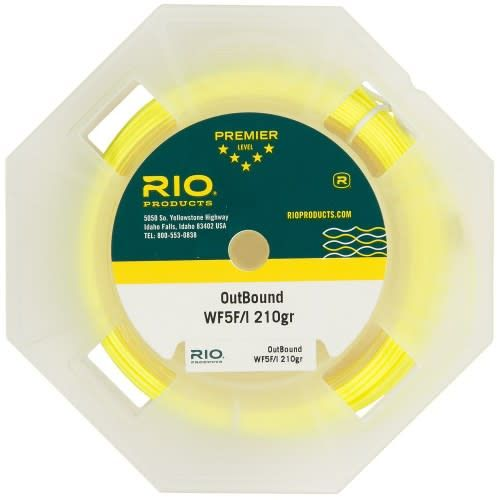 Rio Products Rio Outbound Fly line,