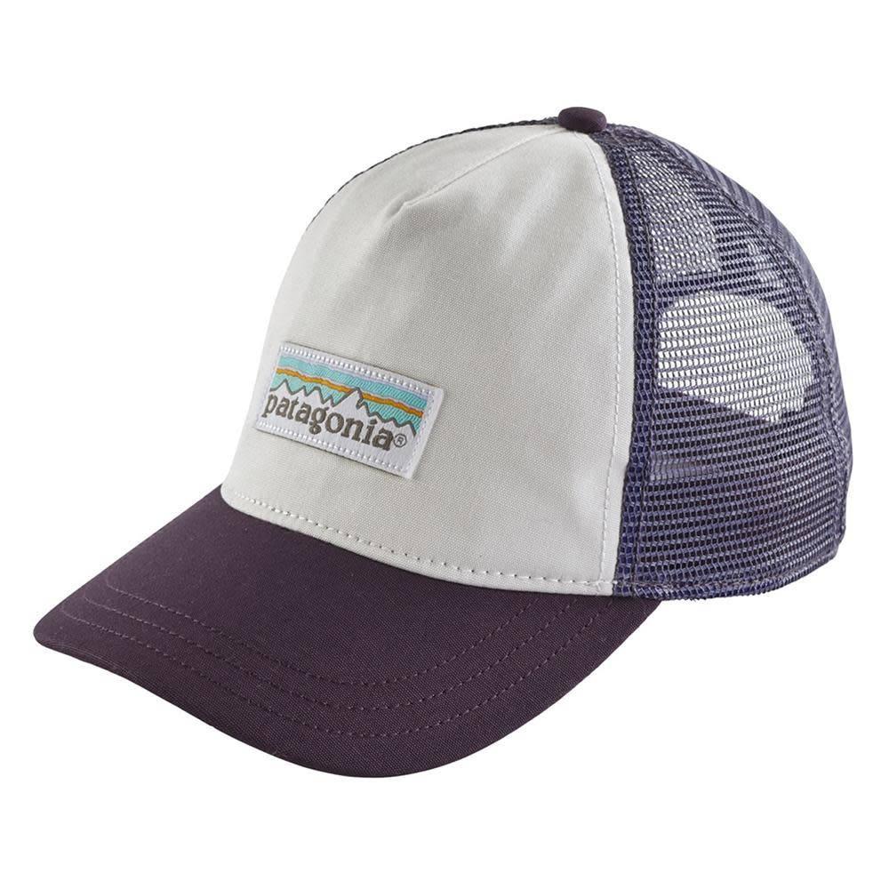 W's Pastel P-6 Label Layback Trucker Hat White w/Piton Purple ALL