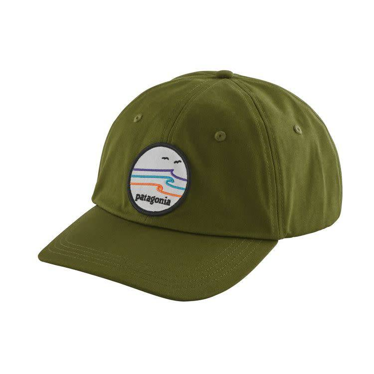 Patagonia Tide Ride Trad Cap Sprouted Green ALL