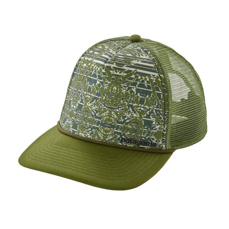 Wave Worn Interstate Hat Sprouted Green ALL