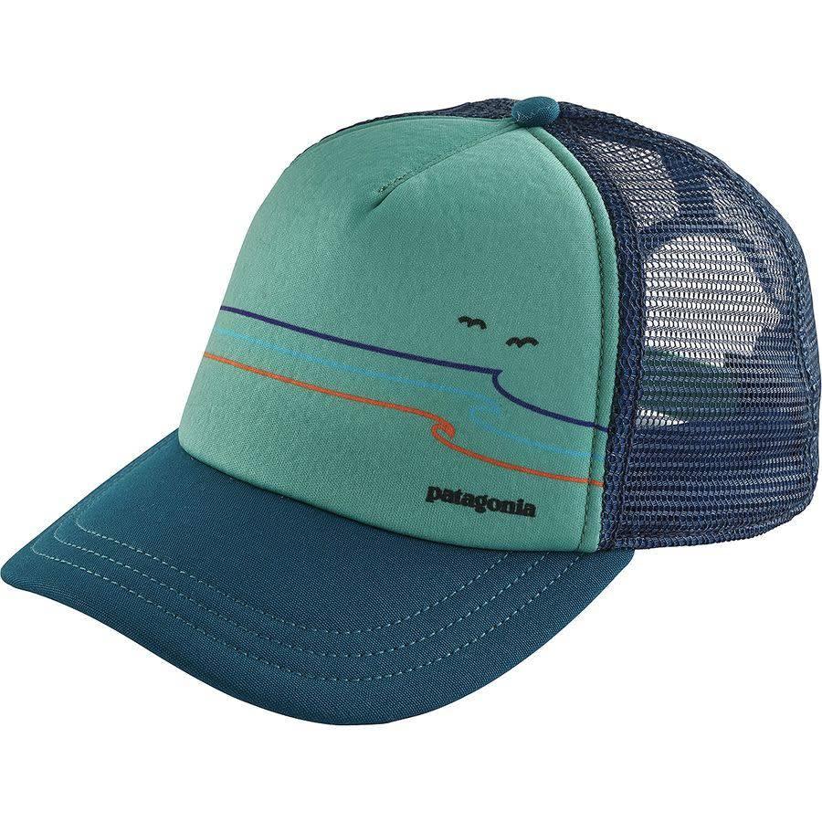 W's Tide Ride Interstate Hat Big Sur Blue ALL