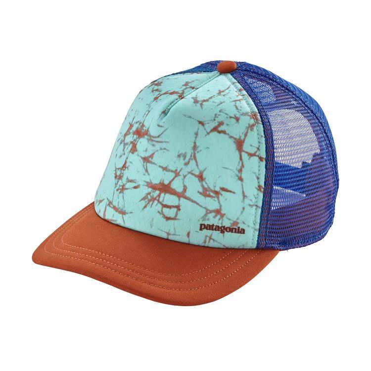 Patagonia W's Wave Worn Interstate Hat Copper Ore ALL