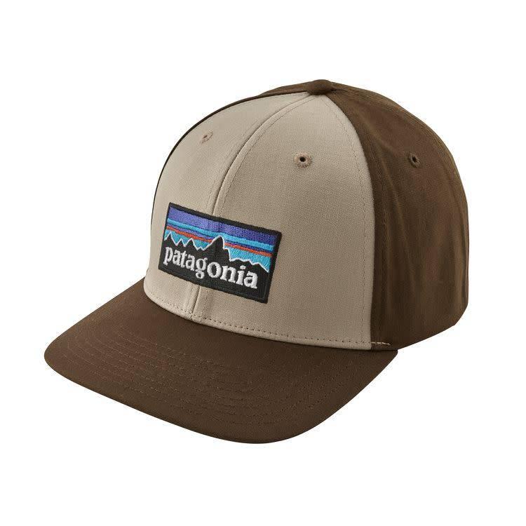 Patagonia P-6 Logo Roger That Hat El Cap Khaki ALL