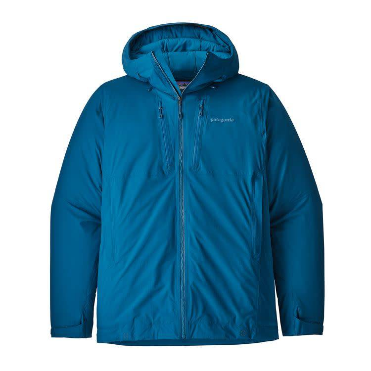 Patagonia Ms Stretch Nano Storm Jkt Big Sur Blue M