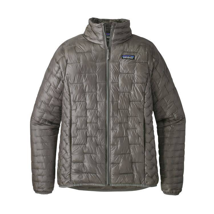 Patagonia Ws Micro Puff Jkt Feather Grey L