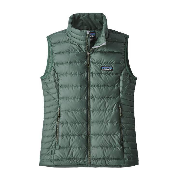 Patagonia Ws Down Sweater Vest Pesto S