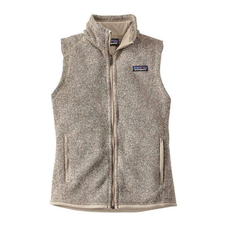 Patagonia Patagonia Ws Better Sweater Vest Pelican M
