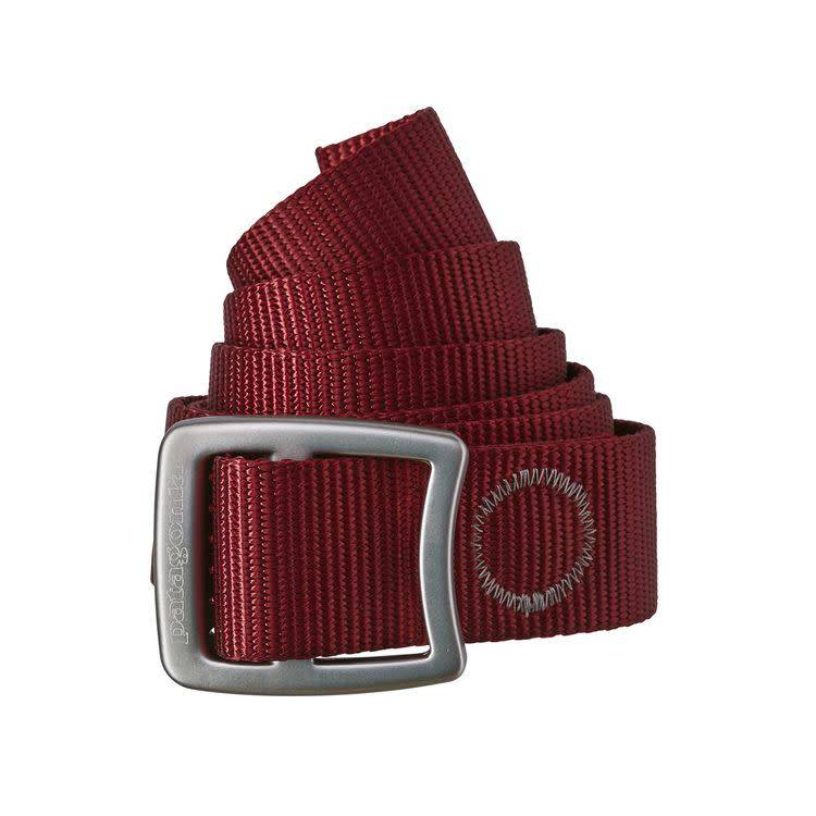 Patagonia Tech Web Belt Oxide Red ALL