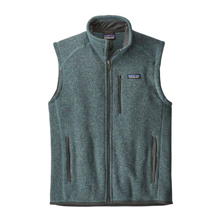 Patagonia Patagonia Ms Better Sweater Vest Shadow Blue M