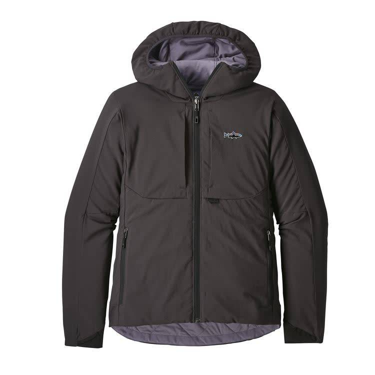 Patagonia Patagonia Ws Tough Puff Hoody Ink Black L