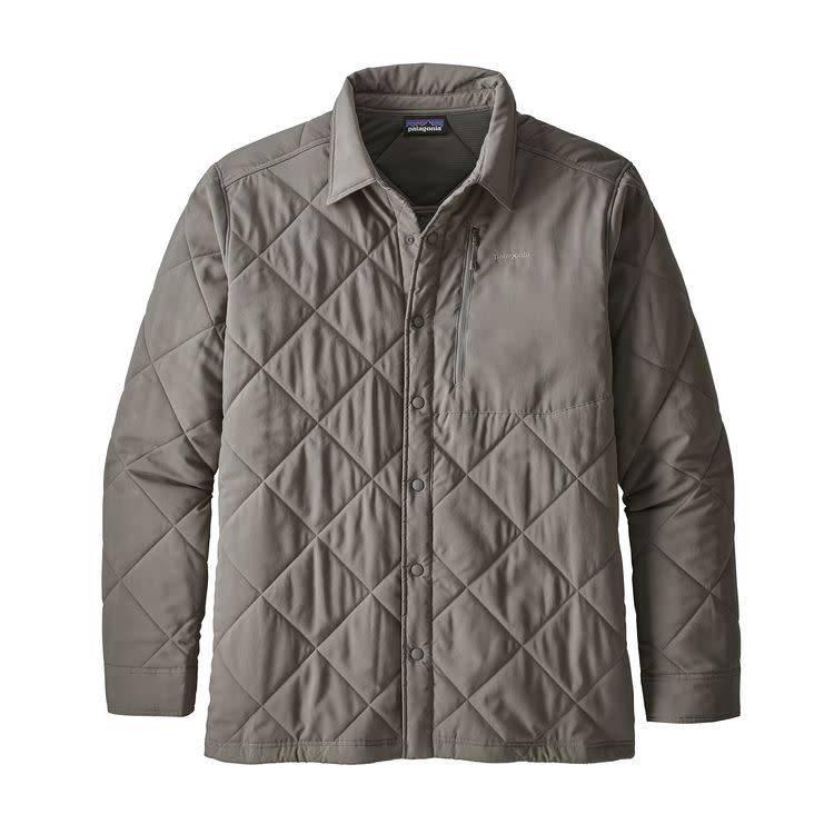 Patagonia Patagonia M's Tough Puff Shirt Hex Grey M